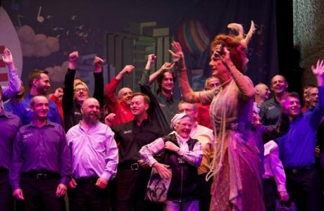 Extraordinary Voices Barbican 2011 46