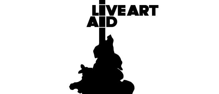 live art aid logo RECTANGLE LARGE